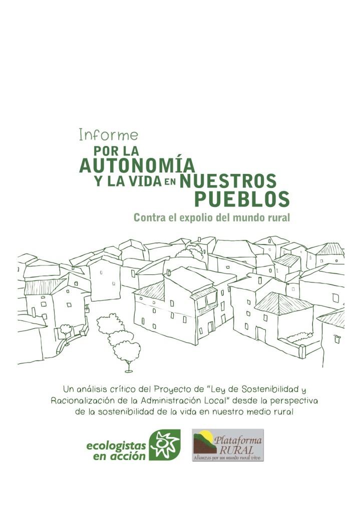 Por la autonomía y la vida en nuestros pueblos